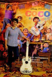 Coco Supervising Animator Gini Santos