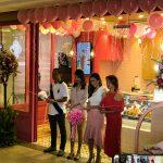 The whole Mio Gelati team. | Mio Gelati in Ayala Malls Vertis North