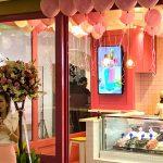 Ms. Mia Nolasco, Mio Gelati Owner. | Mio Gelati in Ayala Malls Vertis North