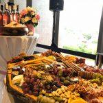 Wine and snacks. | Mio Gelati in Ayala Malls Vertis North