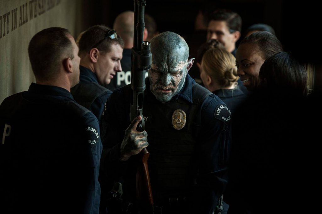 Joel Edgerton as Officer Nick Jakoby in Netflix's Bright | Photo: Netflix