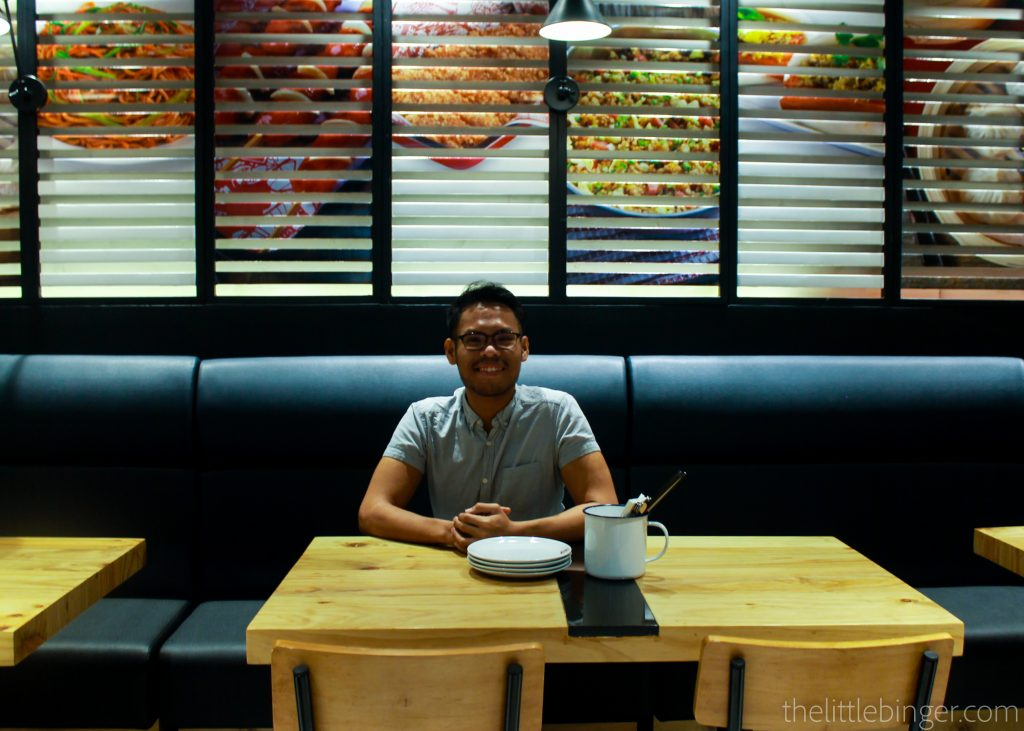 The Little Binger at Fat Fook Manila