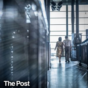 Tom Hanks and Meryl Streep in The Post. | Credit: United International Pictures