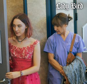 Saoirse Ronan and Laurie Metcalf portrays a beautiful mother-daughter relationship in Lady Bird. | Credit: Universal Pictures