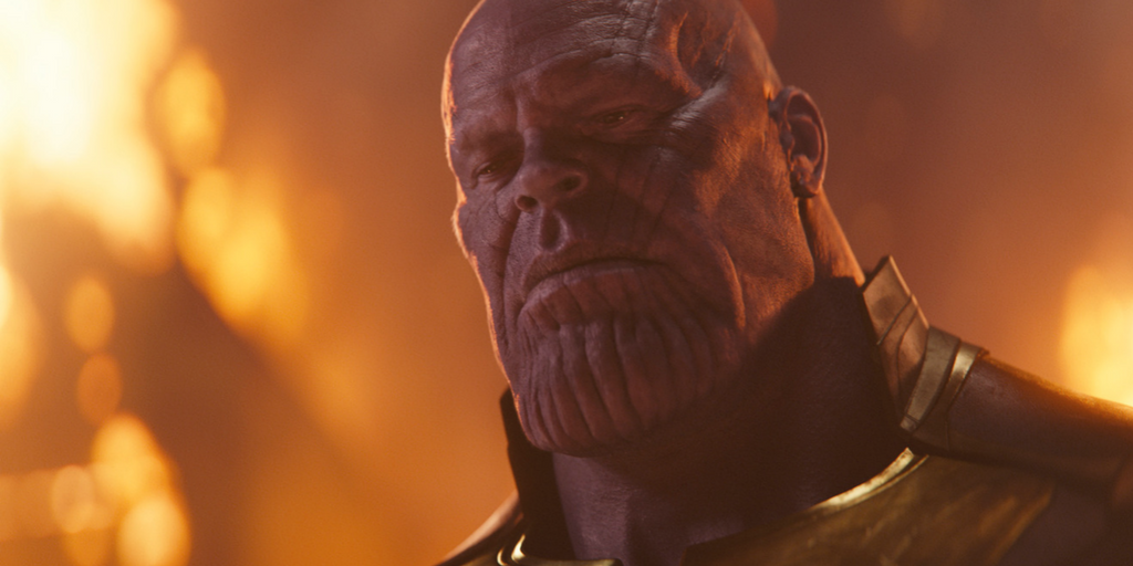 Thanos brings balance in Avengers: Infinity War. | Credit: Marvel Studios