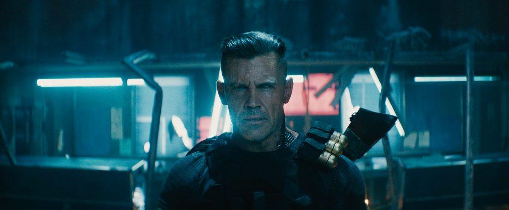 Josh Brolin slays as Cable in Deadpool 2.