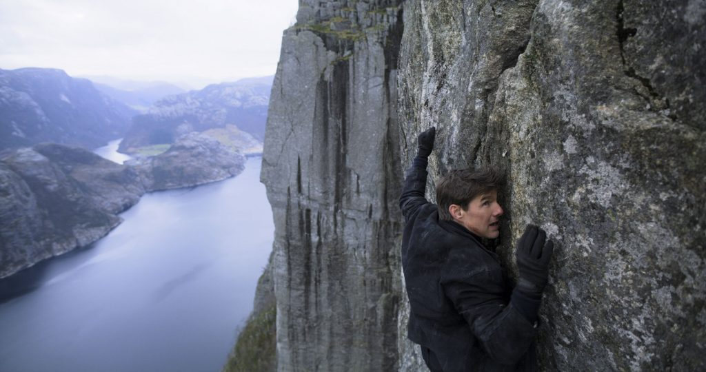 Tom Cruise as Ethan Hunt in MISSION: IMPOSSIBLE - FALLOUT | Credit: Paramount Pictures