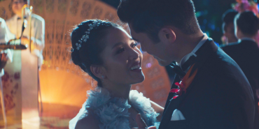 Fall in love in Crazy Rich Asians. | Credit: Warner Bros Pictures