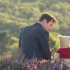 Christopher Robin (Ewan McGregor) and Pooh in Disney's live-action adventure CHRISTOPHER ROBIN. | Credit: Walt Disney Studios