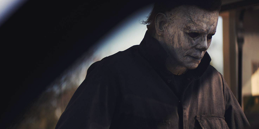 Michael Myers haunts Haddonfield again in Halloween. | Credits: United International Pictures