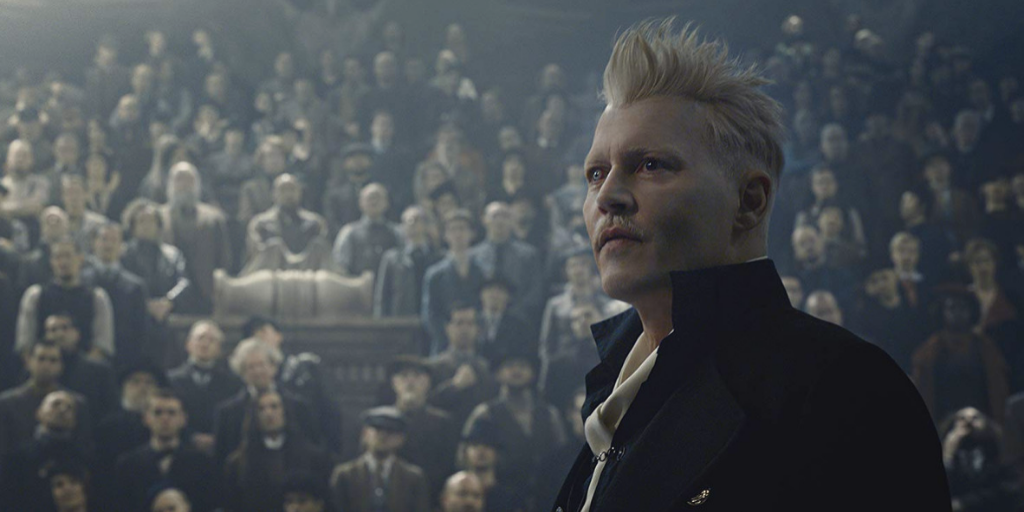 Discover Grindelwald's horrific plans in Fantastic Beasts Crimes of Grindelwald. | The Little Binger | Credit: © 2018 WBEI Publishing Rights © J.K.R. TM WBEI
