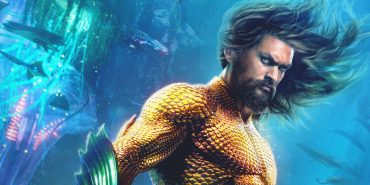 Jason Momoa swims to Manila for the Asian Premiere of Aquaman! | Credit: Warner Bros Pictures