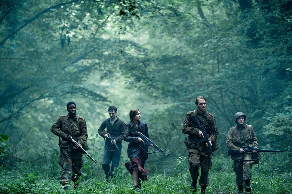 This is not your typical Nazi war in Overlord. | Credit: United International Pictures