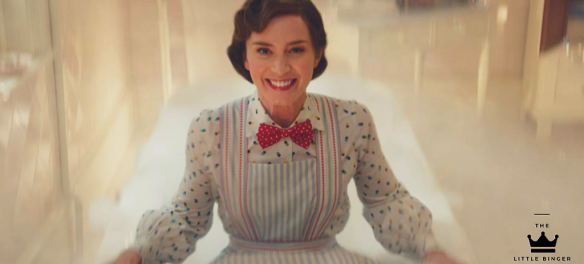 A feast for the eyes and the senses- that's Mary Poppins Returns.   The Little Binger   Credit: Walt Disney Philippines