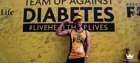 Sun Life Resolution Run 2019 | The Little Binger