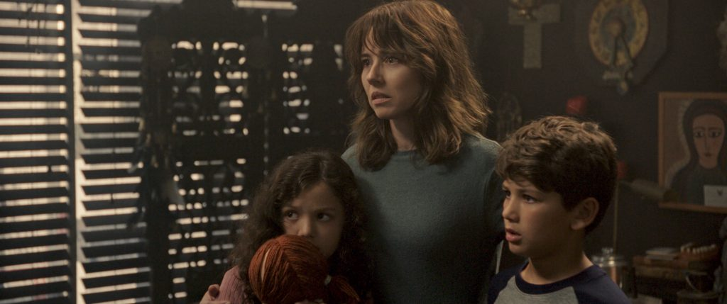 A mother's love will go a long way in The Curse of La Llorona.   The Little Binger   Credit: Warner Bros. Pictures