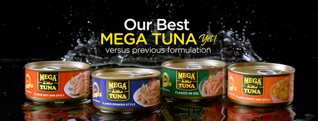 The Best Mega Tuna Yet | The Little Binger | Credit: Mega Tuna