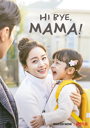 Hi Bye Mama | 5 Netflix K-Dramas To Watch at Home with your Family | The Little Binger