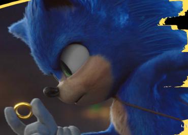 Sonic The Hedgehog | The Little Binger | Credit: United International Pictures