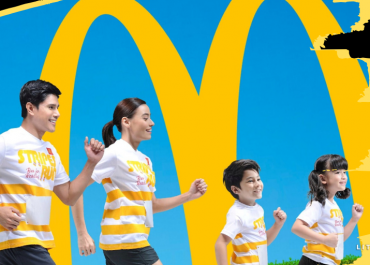 Run for Reading at McDonald's Stripes Run 2019 | The Little Binger