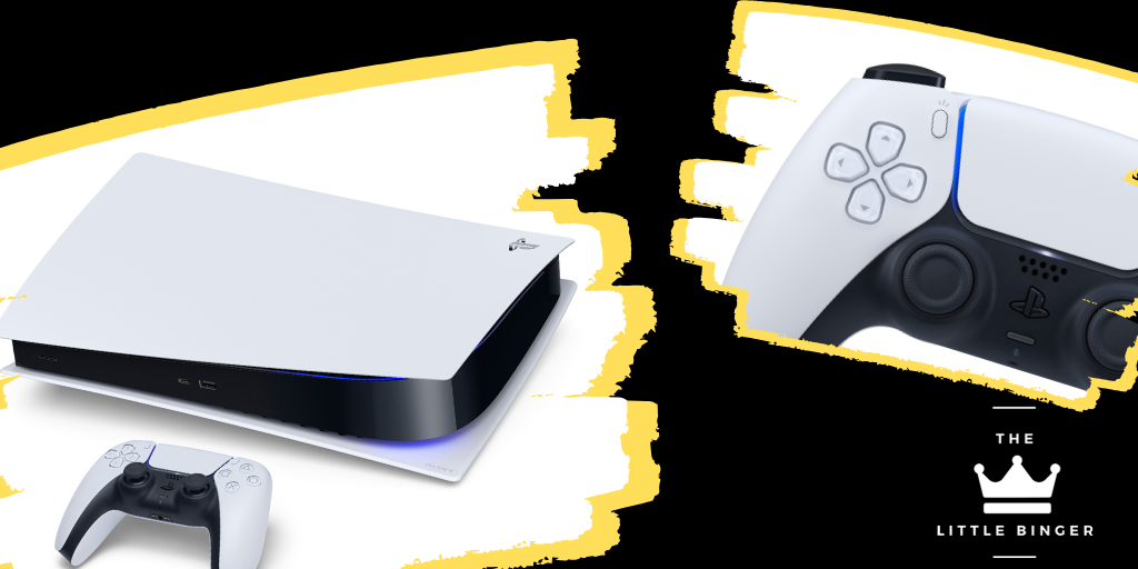 LOOK: Everything You Need To Know About The New Sony PlayStation 5!   The Little Binger