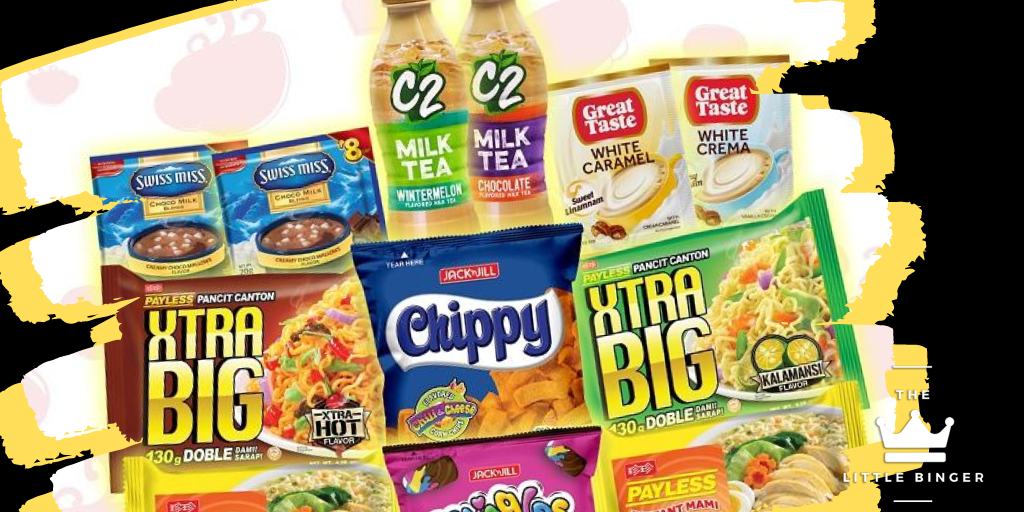 Consumers can save up to Php 76.47 with URCommunity Mart's affordable bundle offerings.   The Little Binger