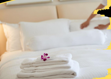 With Discovery Hospitality Corporation's Safe Spaces program, Lysol disinfectant products will be used to sanitize areas in Discovery hotels and resorts before and after each use following safety and sanitation protocols, to ensure the highest standards of hospitality and commitment to guests' safety.   The Little Binger
