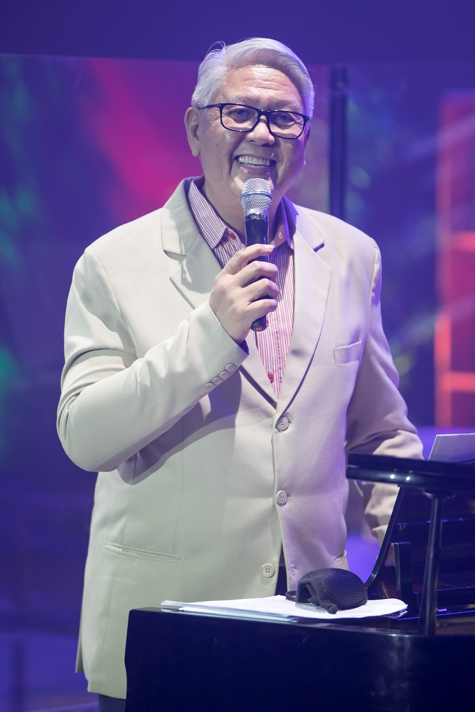 The #AtHomewithPLDT: No Learner Left Behind Benefit Concert is musically directed by National Artist for Music Maestro Ryan Cayabyab | The Little Binger