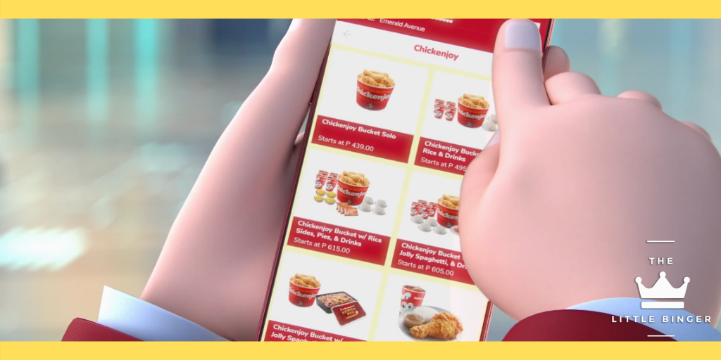 LOOK: Jollibee App to Add More Joy To Your New Normal | The Little Binger