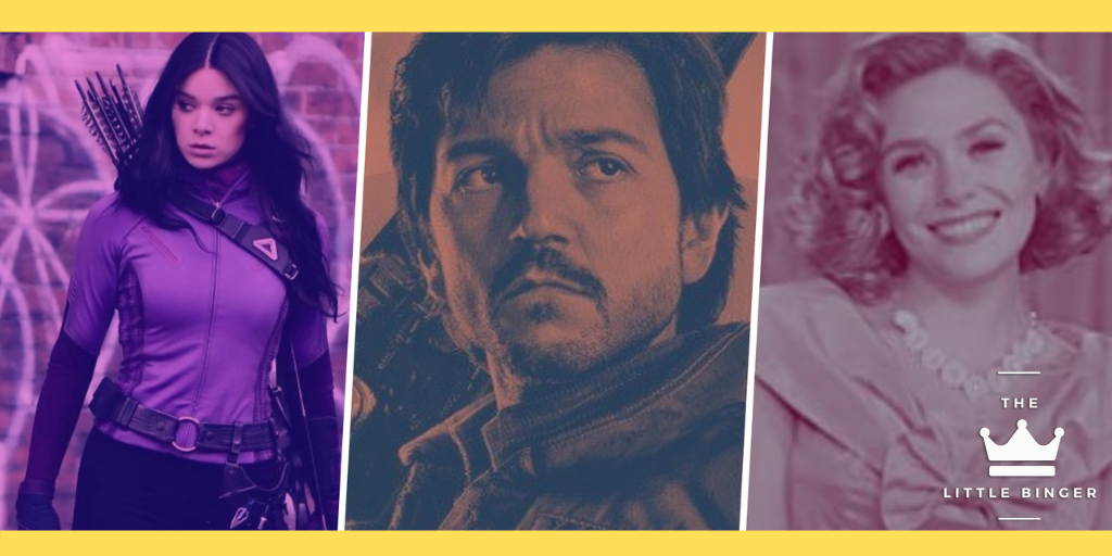 Top 5 Upcoming Star Wars, Marvel, and Disney Series and Movies We Can't Wait to See   The Little Binger