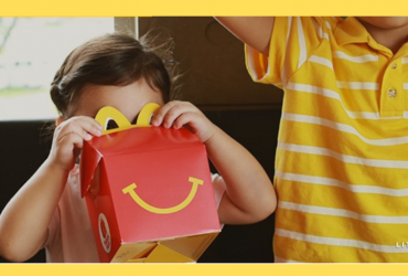 Make A Child Happy With Every McDonald's Happy Meal This Holiday | The Little Binger