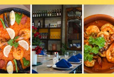 Galli Spanish Restaurant | The Little Binger