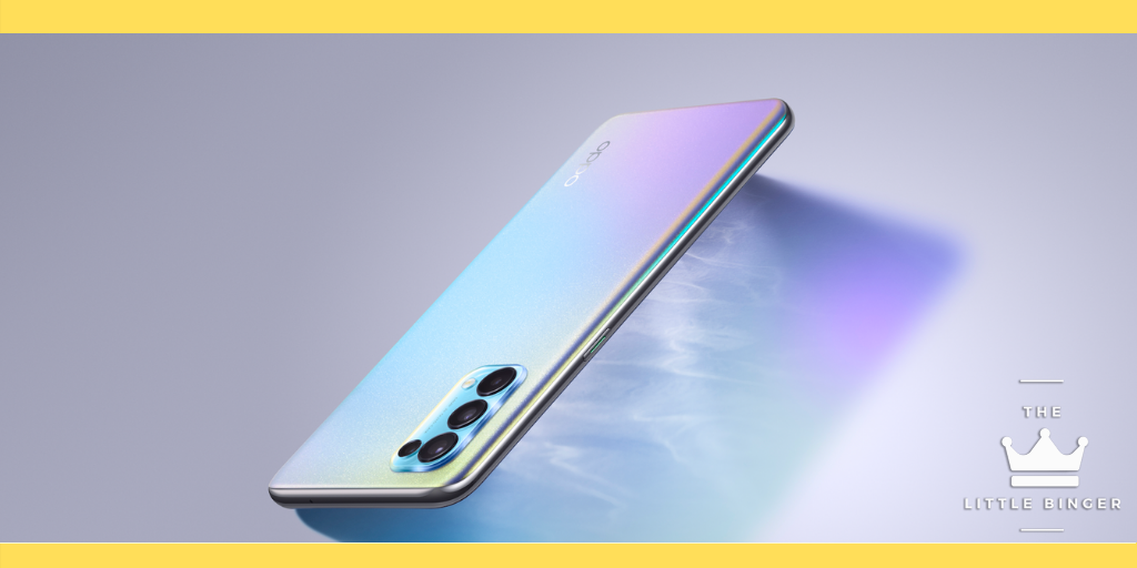 LOOK: Trade Your OPPO F Series to the New OPPO Reno5 4G | The Little Binger