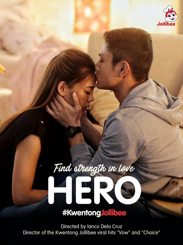 Hero directed by Ianco dela Cruz   Jollibee #KwentongJollibee Valentine Series   The Little Binger