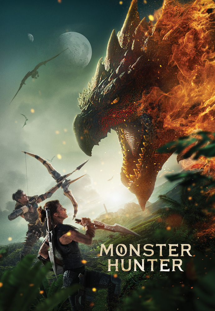 """""""Monster Hunter"""" Is Coming to PH Cinemas This March 
