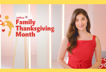 LOOK: Anne Curtis Joins Jollibee for the First Family Thanksgiving Month This May | The Little Binger