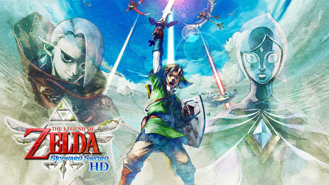Legend of Zelda: Skyward Sword | Fresh off the Direct E3: Nintendo Games We Can't Wait to Play