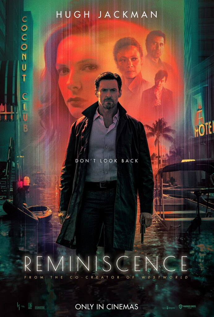 reminiscence official poster