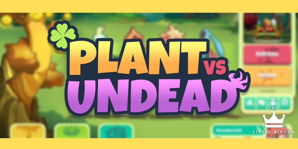 plant vs undead beginner